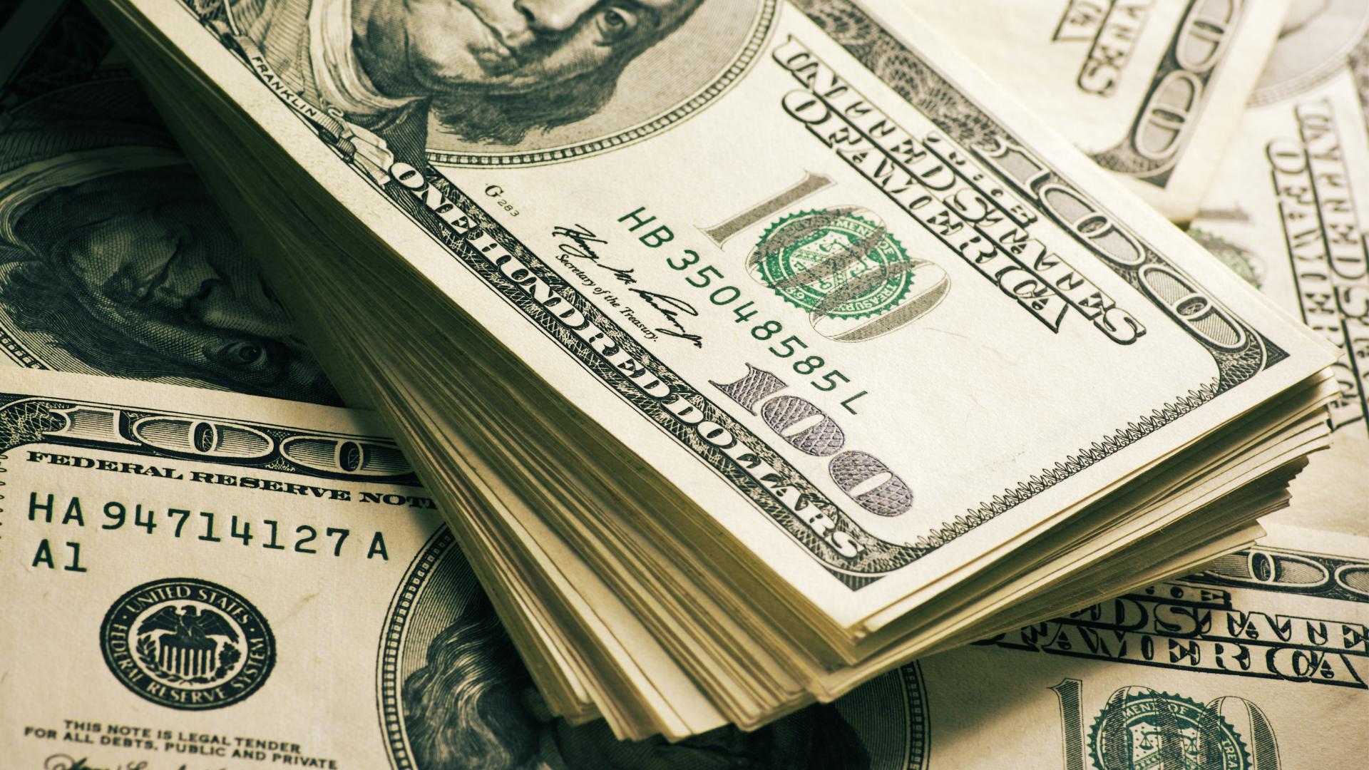 billets de banque dollar